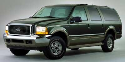 Used 2000 Ford Excursion Limited