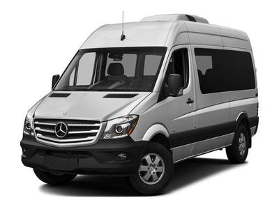 New 2016 Mercedes-Benz Sprinter 2500 Normal Roof