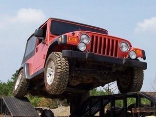 Used 2006 Jeep Wrangler Sport RHD