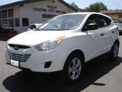Used 2011 Hyundai Tucson GL