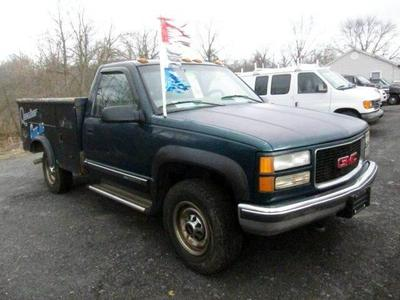 Used 1998 GMC Sierra 3500 SLT