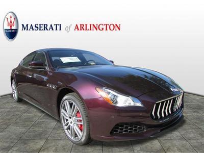 New 2017 Maserati Quattroporte S