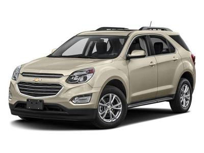 New 2017 Chevrolet Equinox 1LT