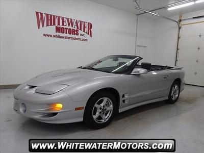 Used 1998 Pontiac Firebird Trans Am