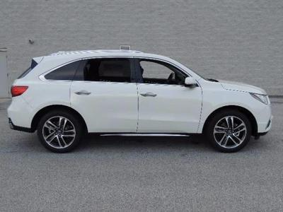 New 2017 Acura MDX 3.5L w/Advance Package