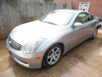 Used 2003 INFINITI G35 Sports Coupe
