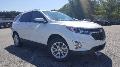 New 2018 Chevrolet Equinox LT