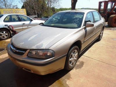 Used 2001 Chevrolet Impala LS