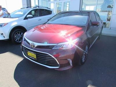 New 2018 Toyota Avalon Touring