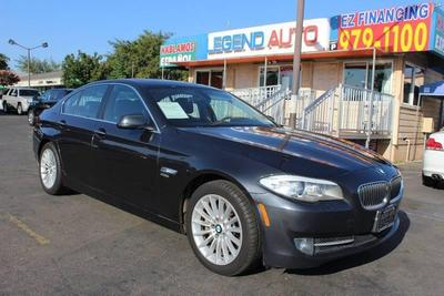 Used 2012 BMW 535 i xDrive