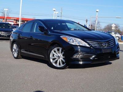 New 2016 Hyundai Azera Limited