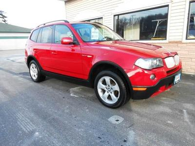 Used 2007 BMW X3 3.0si