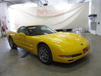 Used 2004 Chevrolet Corvette Z06