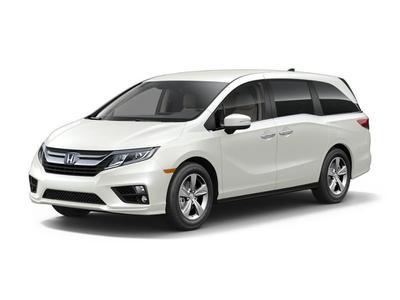 New 2018 Honda Odyssey EX