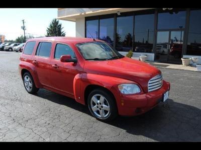 Used 2010 Chevrolet HHR LT