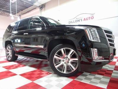 Used 2016 Cadillac Escalade Premium