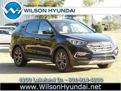 New 2017 Hyundai Santa Fe Sport 2.0L Turbo