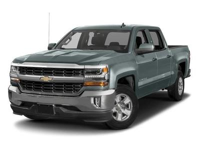 New 2017 Chevrolet Silverado 1500 1LT