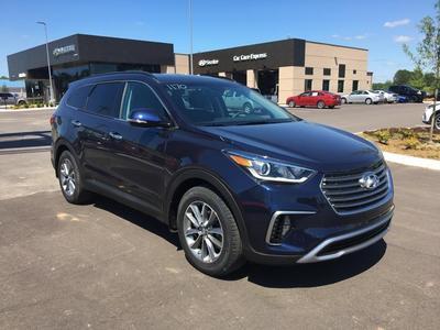 New 2017 Hyundai Santa Fe Limited