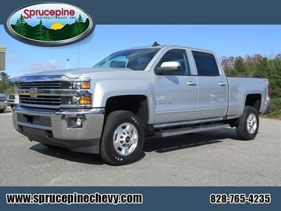 New 2016 Chevrolet Silverado 2500 LT