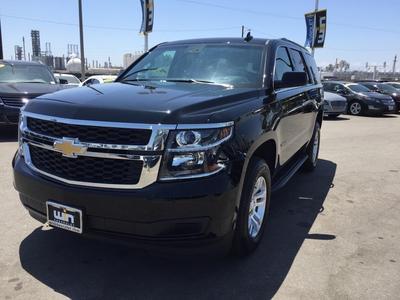 Certified 2017 Chevrolet Tahoe LT