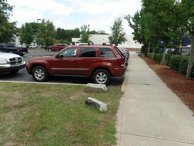 Used 2008 Jeep Grand Cherokee Laredo