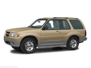 Used 2001 Ford Explorer Sport Base