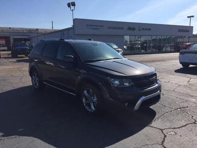 New 2017 Dodge Journey Crossroad