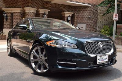 Used 2013 Jaguar XJ Base