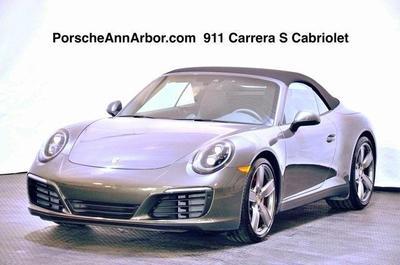 New 2018 Porsche 911 Carrera S