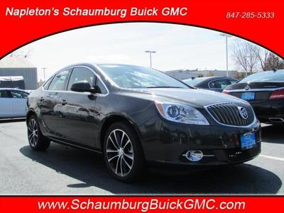 New 2016 Buick Verano Sport Touring Group