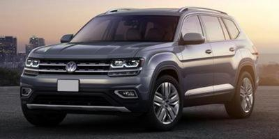 New 2018 Volkswagen Atlas 3.6 Launch Edition
