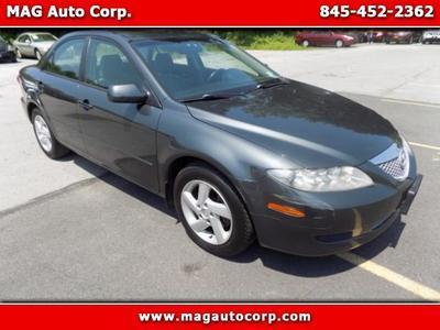 Used 2003 Mazda Mazda6 s