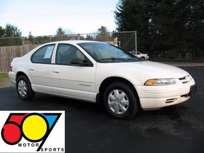 Used 1999 Dodge Stratus Base