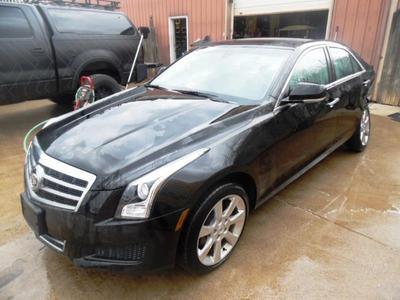 Used 2013 Cadillac ATS 2.5L Luxury