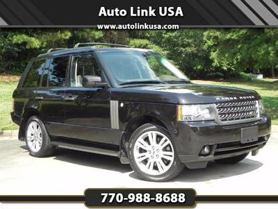 Used 2010 Land Rover Range Rover HSE