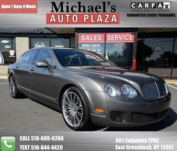 Used 2011 Bentley Continental Flying Spur Speed