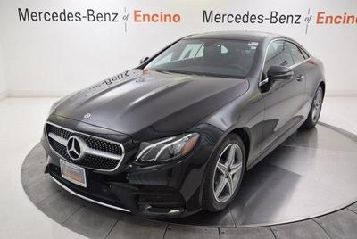 New 2018 Mercedes-Benz E 400