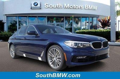 New 2017 BMW 530 i