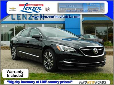 Used 2017 Buick LaCrosse Essence