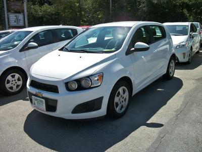 Used 2014 Chevrolet Sonic LS