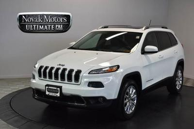 Used 2014 Jeep Cherokee Limited