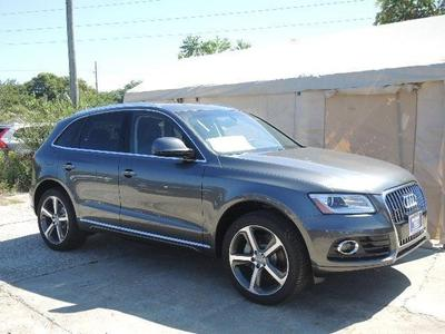 New 2016 Audi Q5 3.0 TDI Premium Plus