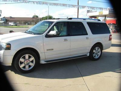 Used 2007 Ford Expedition EL Limited