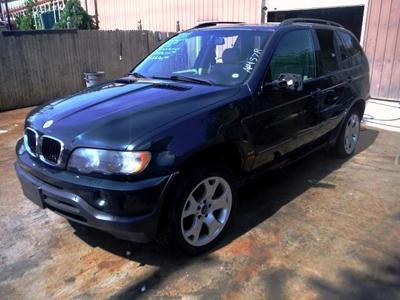 Used 2002 BMW X5 4.4i