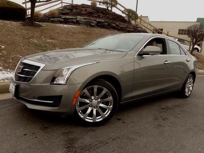 New 2017 Cadillac ATS 2.0L Turbo Luxury