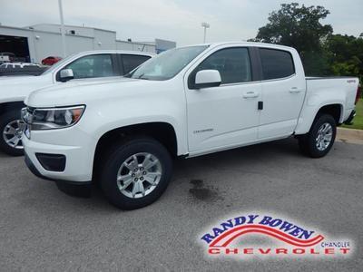 New 2018 Chevrolet Colorado LT