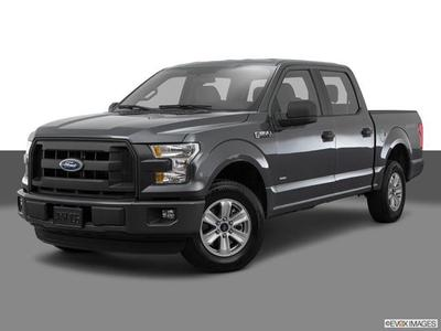New 2015 Ford F-150 King Ranch