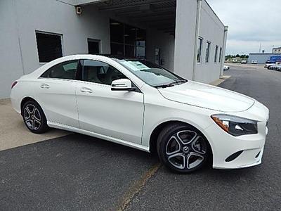 New 2018 Mercedes-Benz CLA 250 Base 4MATIC