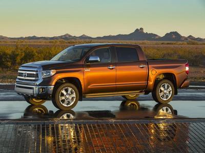 New 2017 Toyota Tundra 1794